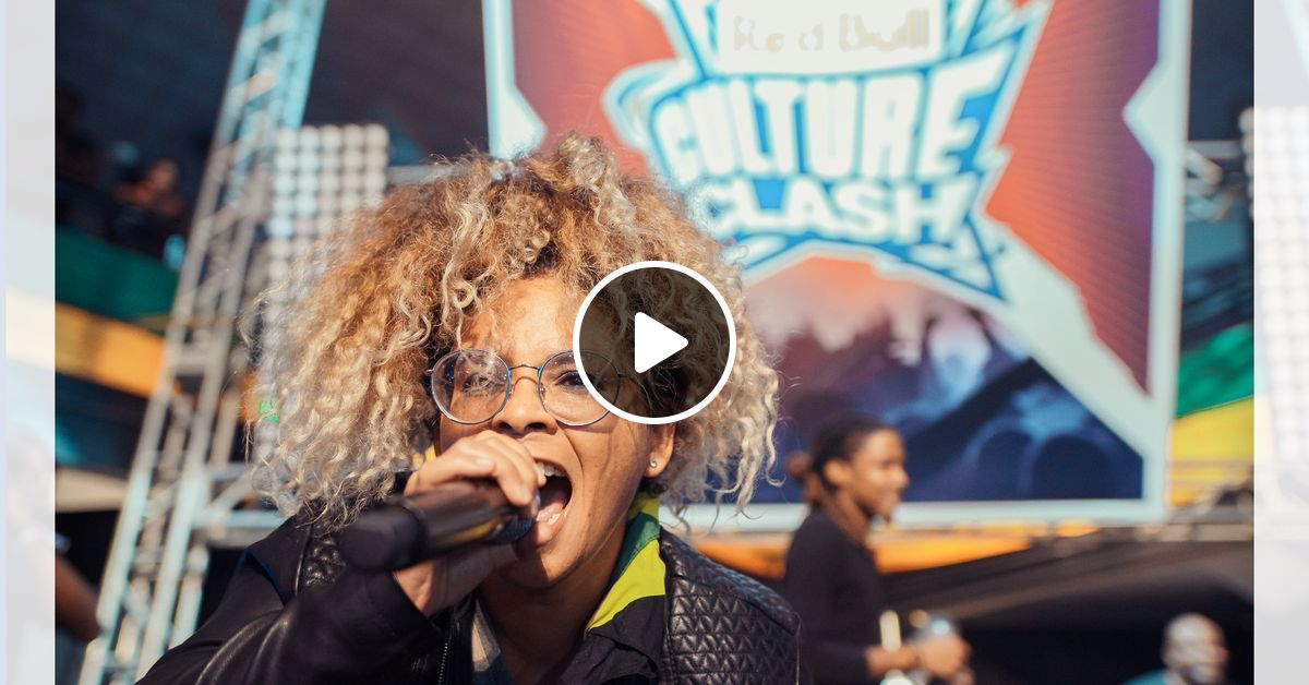 Round 4 at Red Bull Culture Clash
