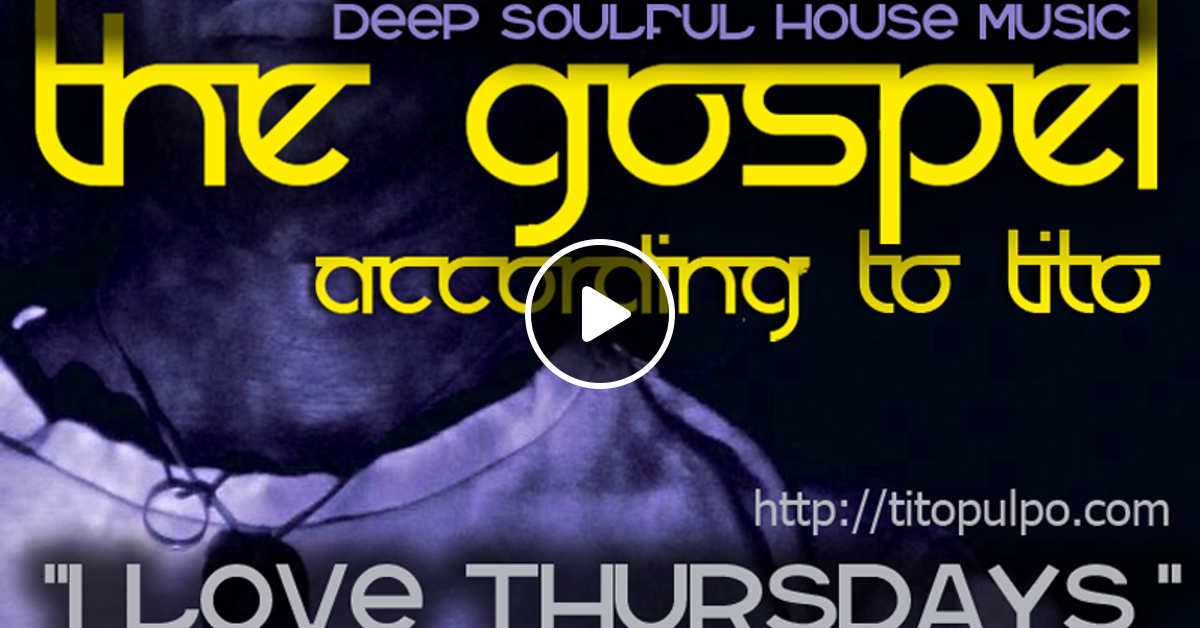 Reposters of i love thursdays deep soulful house music for I love deep house music