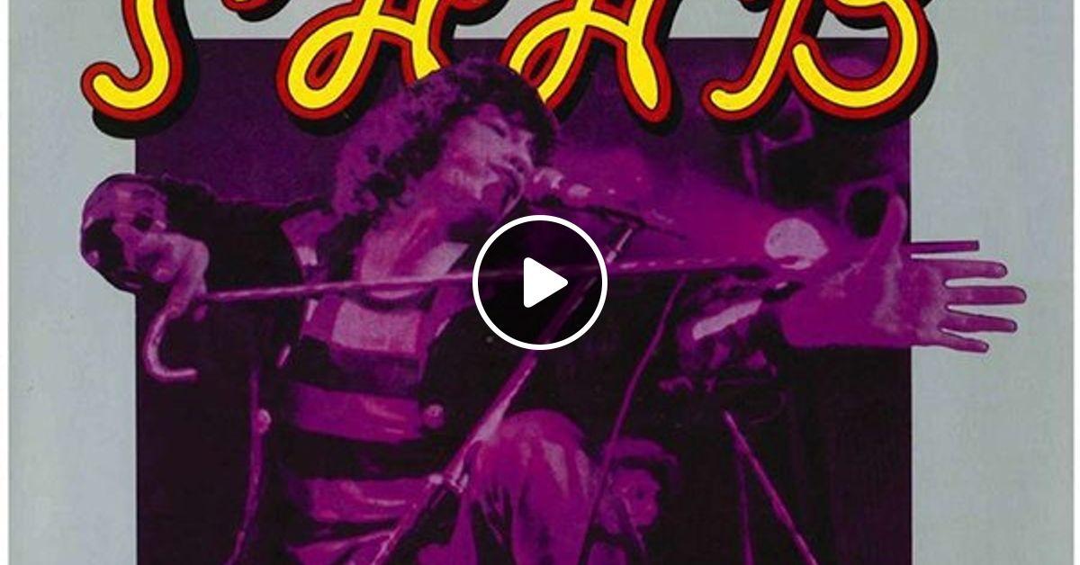 The Sensational Alex Harvey Band Attention Vinyl Rip