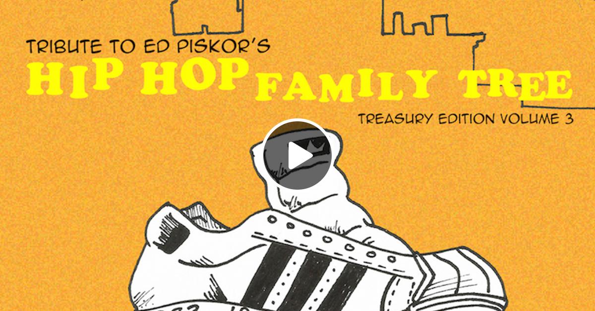 Agent J: Tribute To Ed Piskor's Hip Hop Family Tree 1983