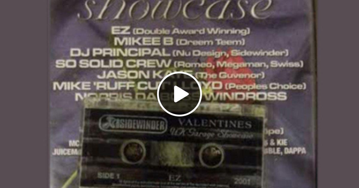DJ EZ & MC's Sparks, Juiceman, Champagne Bubblee ...