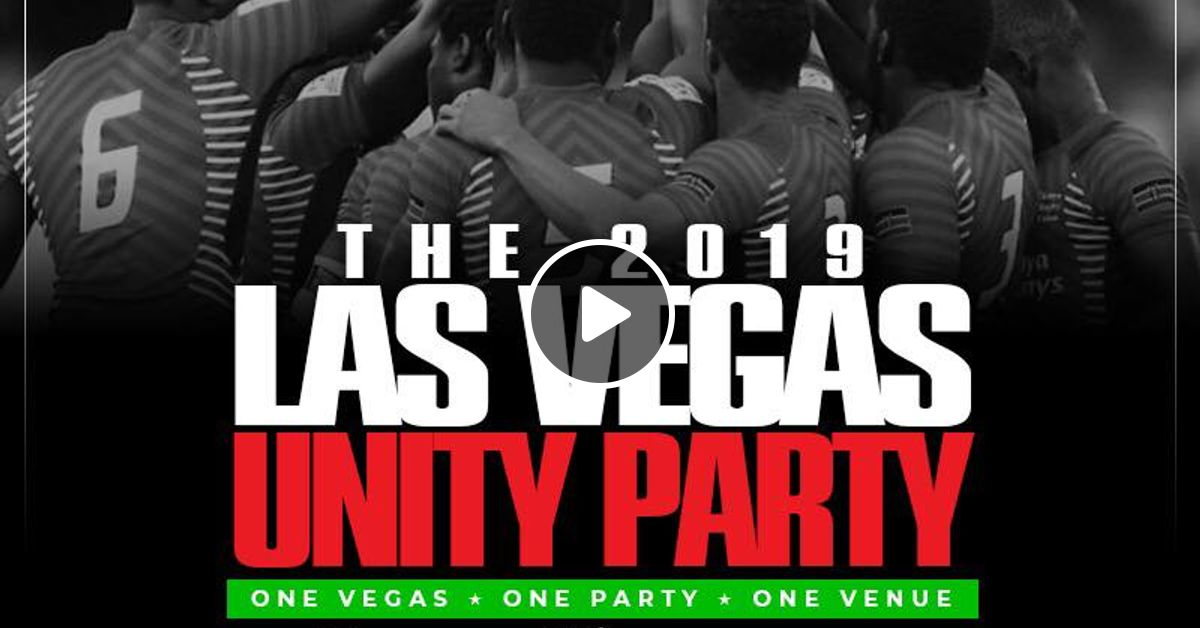 2019 UNITY PARTY IN LAS VEGAS | Mix Promo by DJ KALONJE by Break