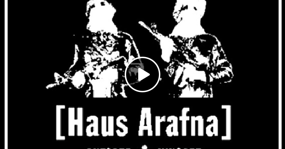 Radio Podcast Dj Nederfolk Theme Program Haus Arafna Power