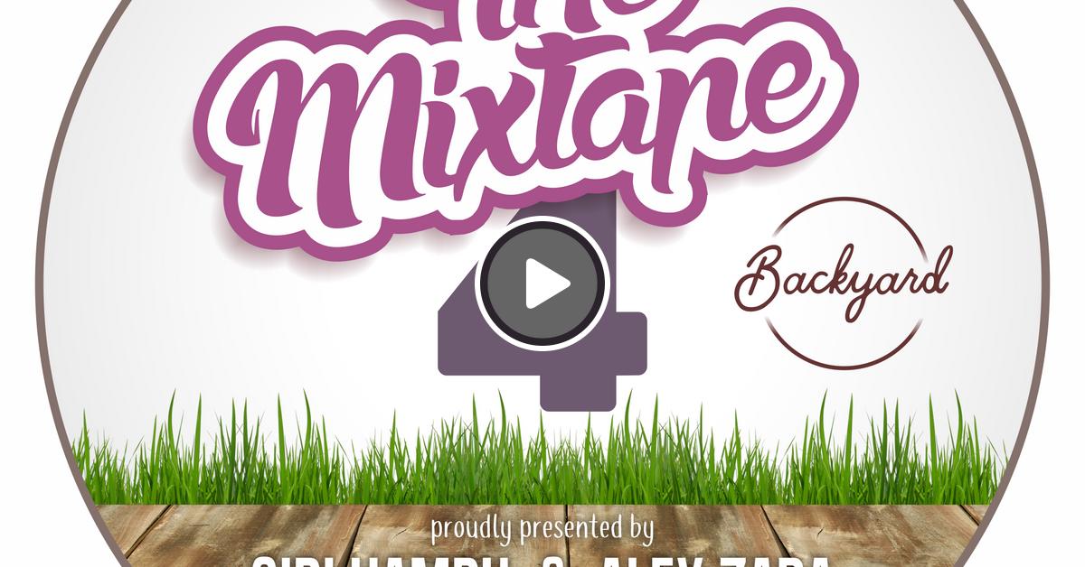 Backyard Party Mixtape Vol 4 By Cipi Hampu