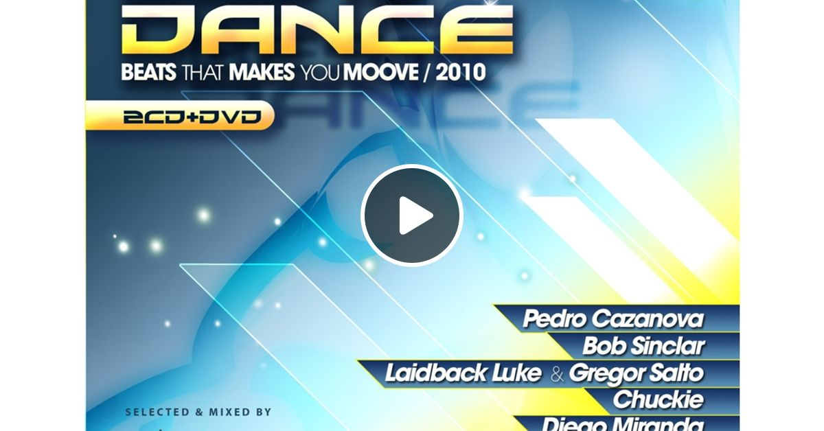 Best Of Dance - Beats That Makes You Move 2010 (2010) CD1 by