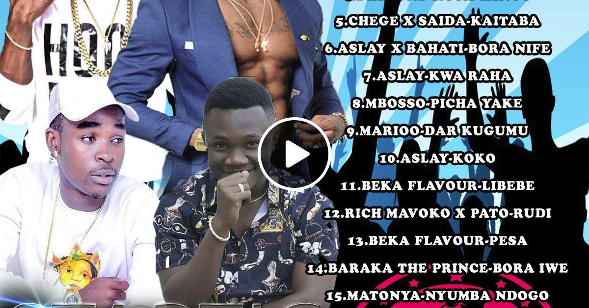 Dj Pink The Baddest - Startic Bongo Mixtape Vol 6 by DJ PINK