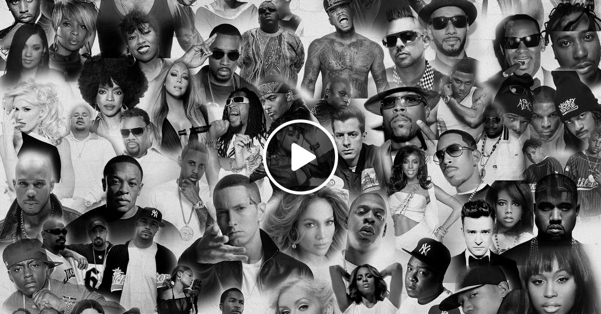 Forever Gold Mix (100 Greatest R&B & Hip-Hop songs) by Dj Shock