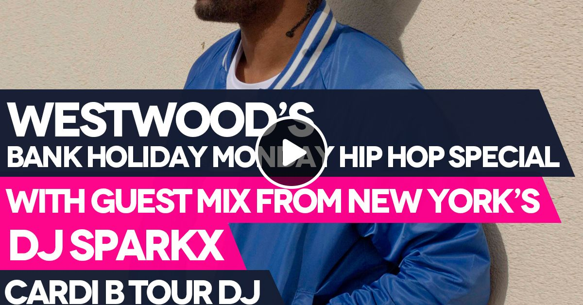 Dj Sparkx Cardi B S Tour Dj Reppin For New York Westwood Hip Hop
