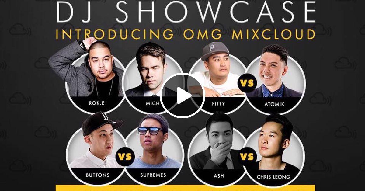 OMG Fridays DJ Showcase - Atomik vs Pitty - Feb 2017 by OMG FRIDAYS