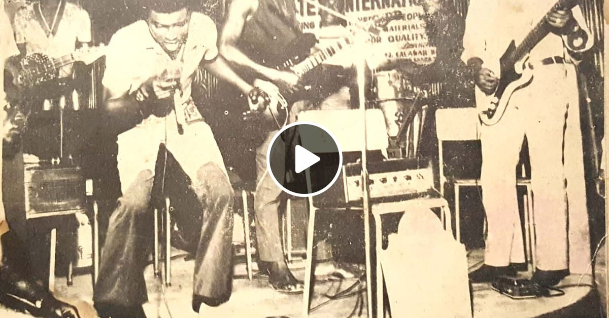 Early 70's Raw Nigerian Afro-Beat Part 1 [ Dig This Way Records