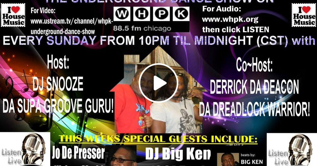 2 17 2013 Underground Dance Show By DJ Snooze & Derrick