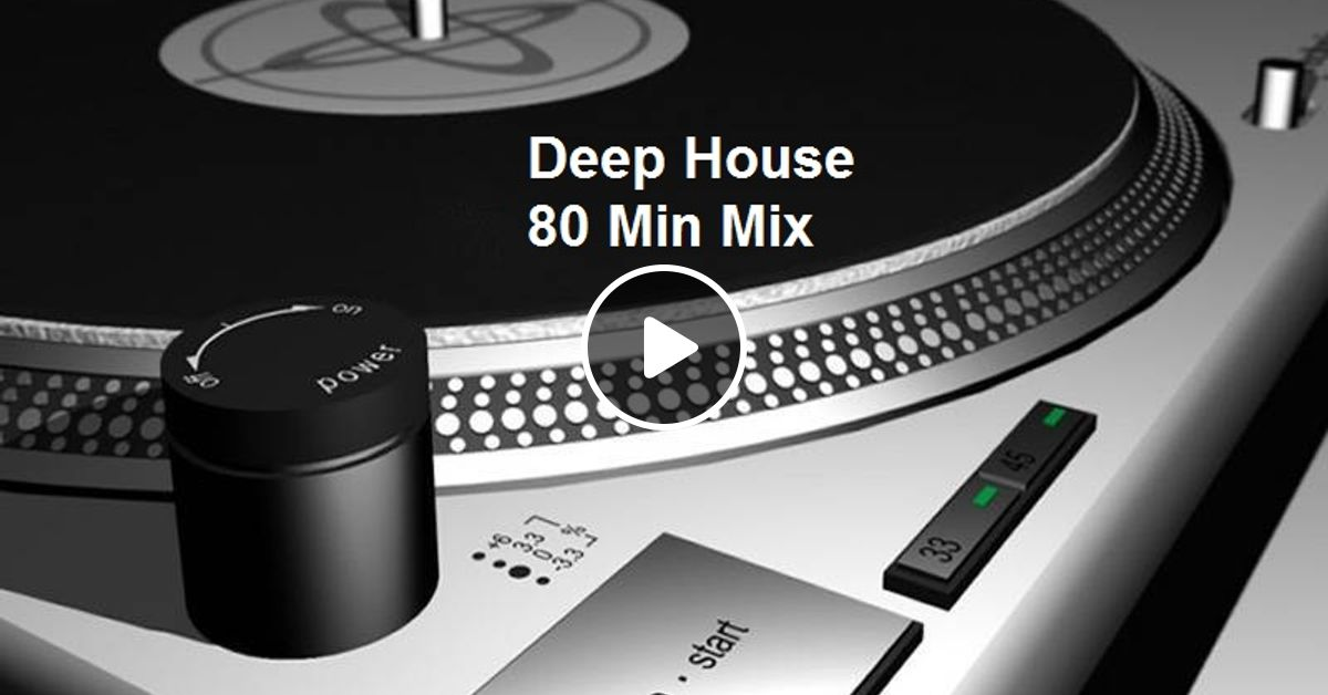 Deep tech house music 80 minutes mix by djdeekaa for 80s house music mix