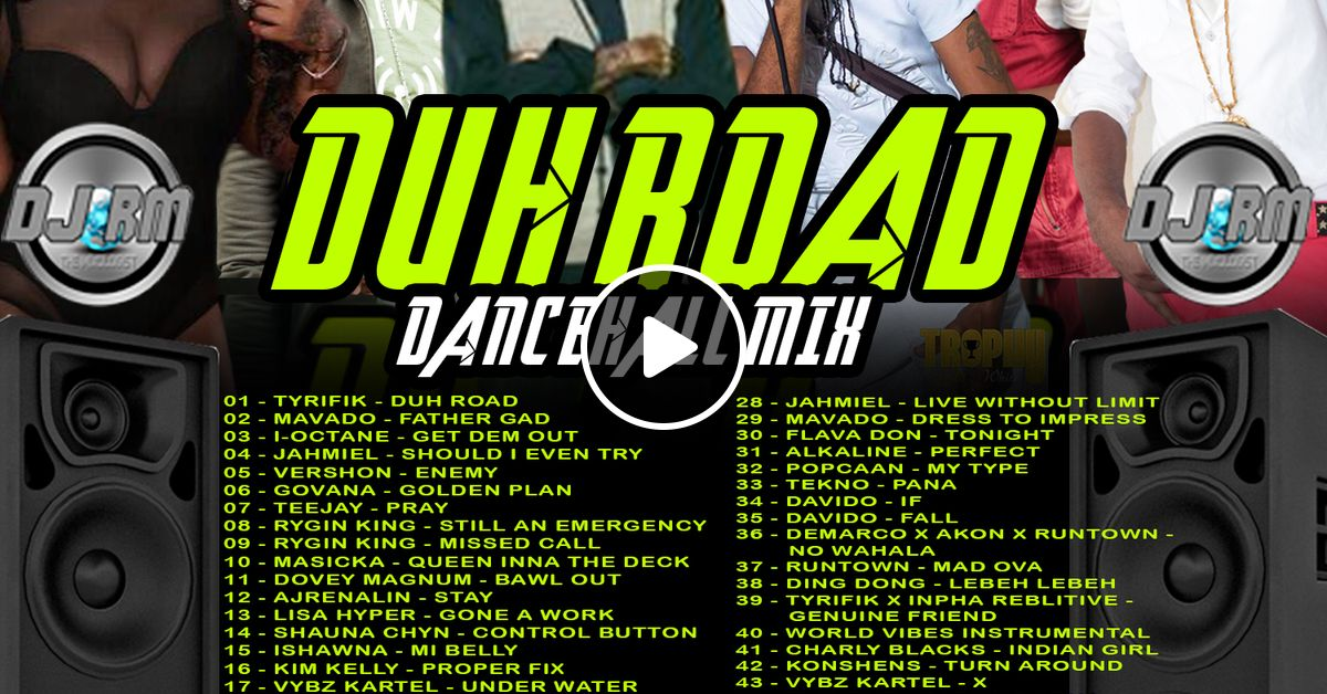 NEW DANCEHALL MIX MAY 2018 - VYBZ KARTEL, MAVADO, ALKALINE