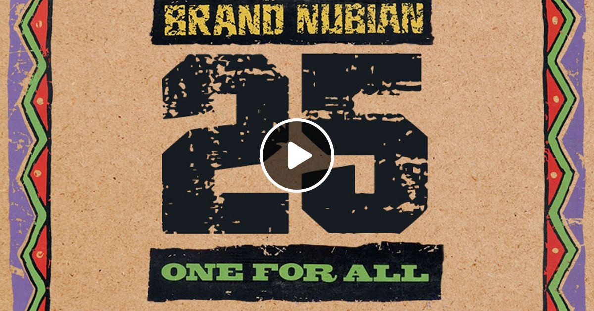One For All Brand Nubian Rare Earth