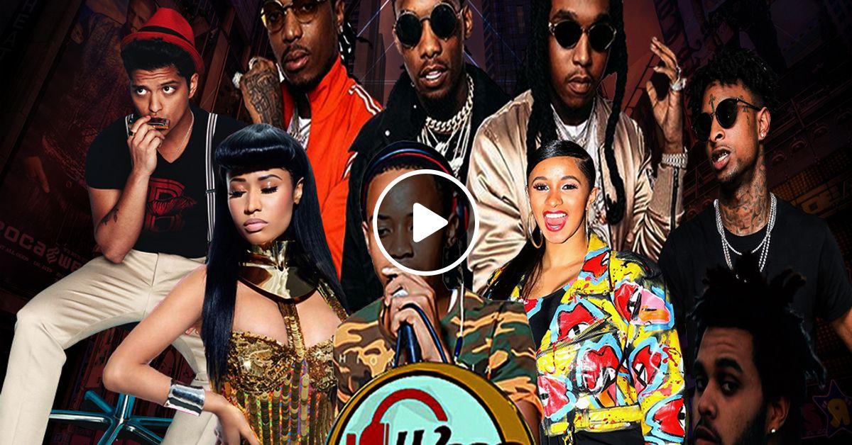 DJ WASS - R&B x Hip-Hop Mixtape Vol 15 - 2018_(Clean Version) by Dj