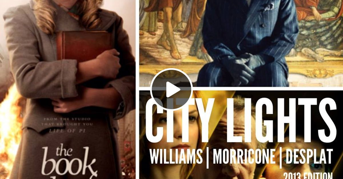 City Lights_Williams, Morricone, Desplat_InnersoundRadio_10 December by elafini  Mixcloud