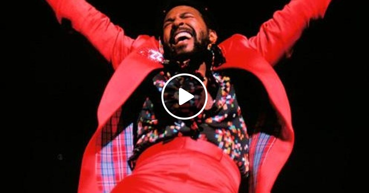 Marvin Gaye A Funky Space Reincarnation Part 1 Part 2