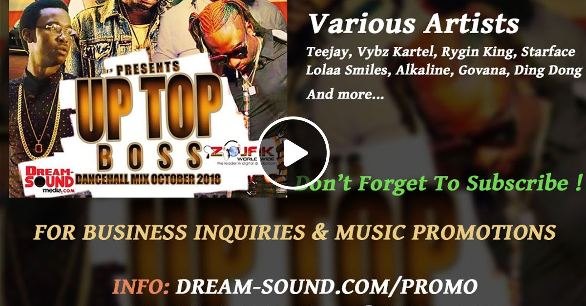 DJ Gat - Up Top Boss Road (Clean) by Dream-Sound Media