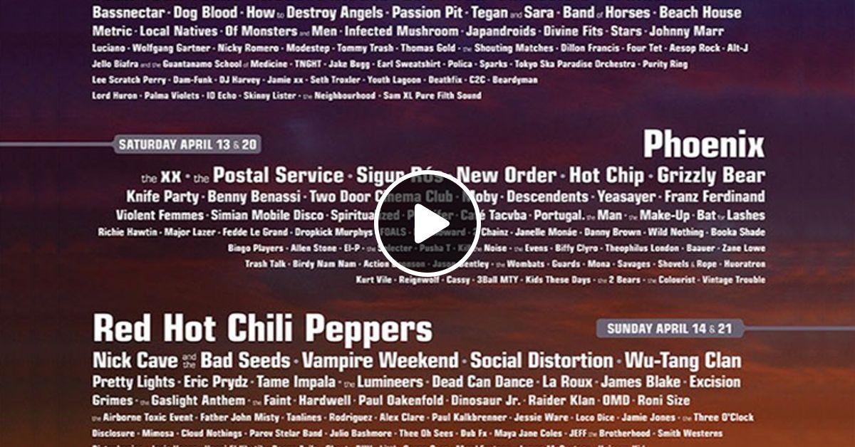Major Lazer - Live at Coachella Festival - 14 04 2013 by Electronic
