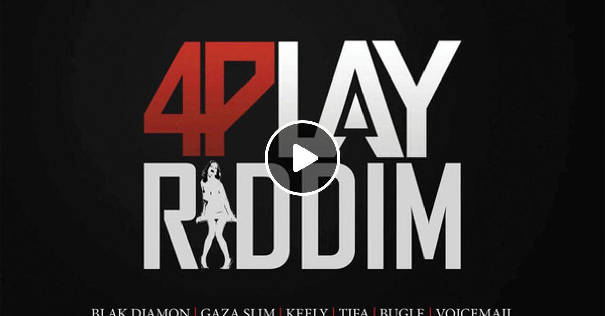 DJ RetroActive - 4Play Riddim Mix [UIM Records] April 2013