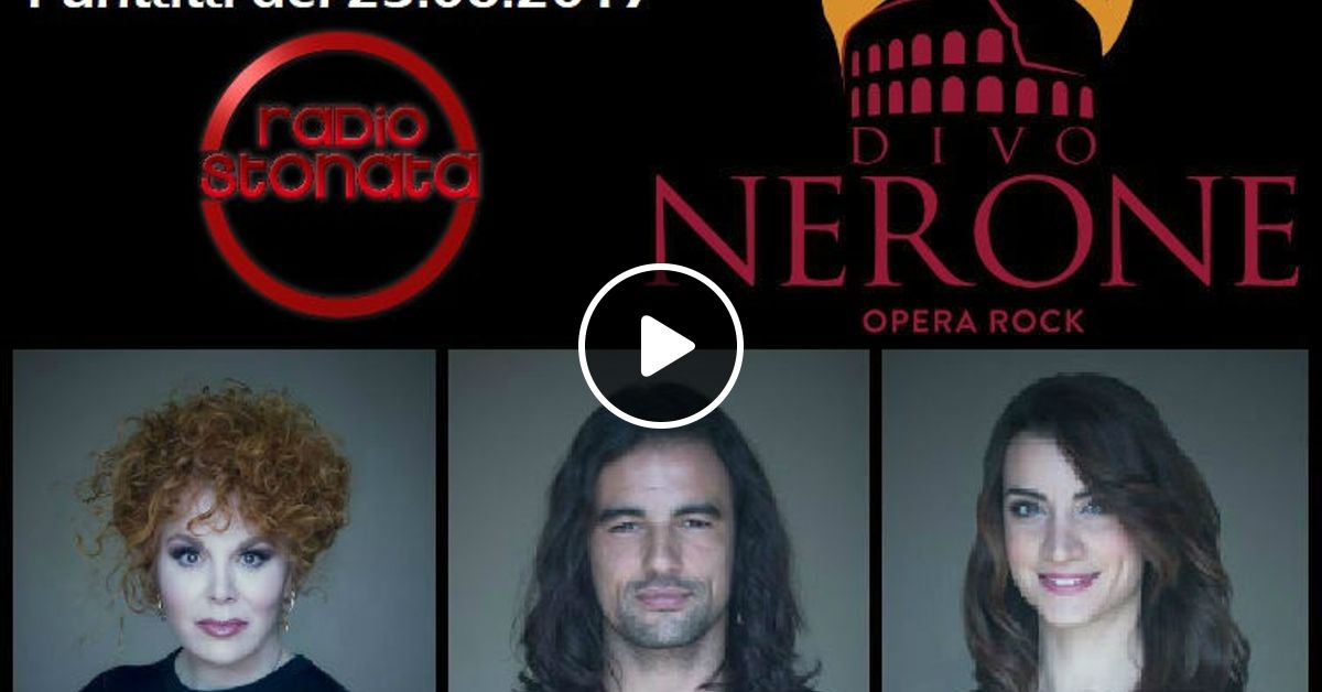 Poltronissima 2x37 divo nerone opera rock by radio stonata mixcloud - Divo nerone opera rock ...