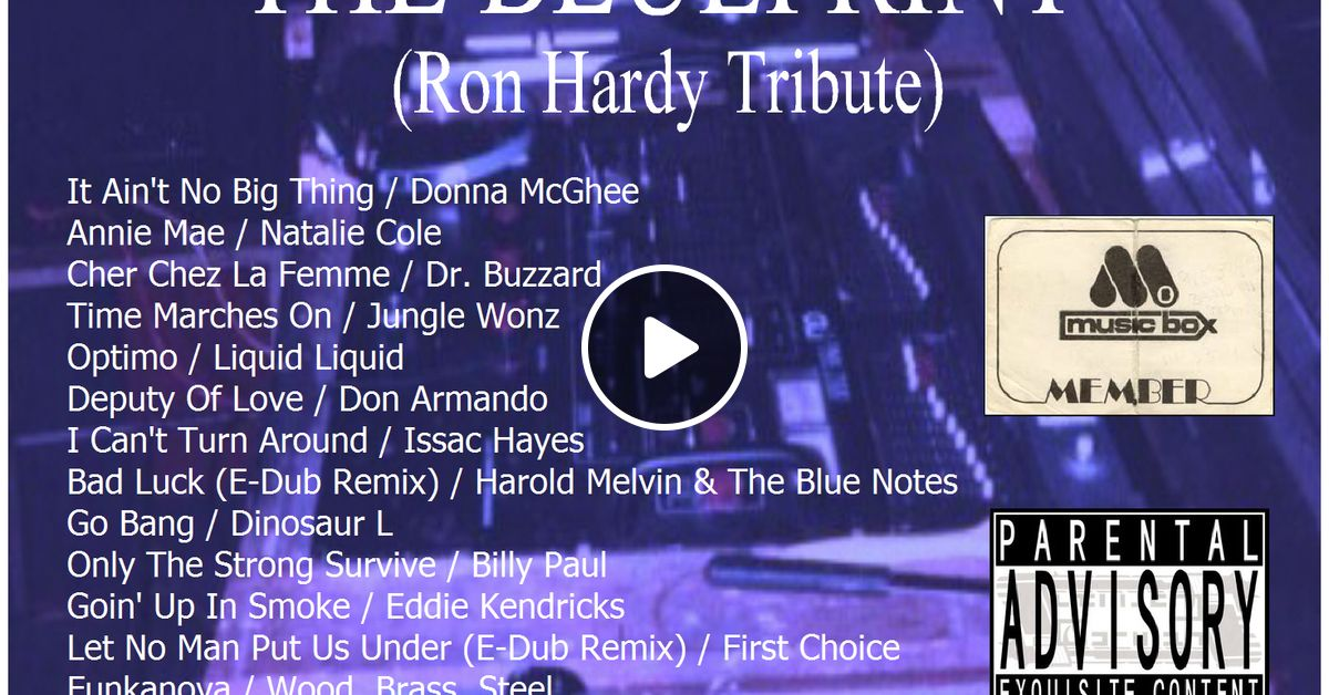 Ron Hardy Music Box Classics #9