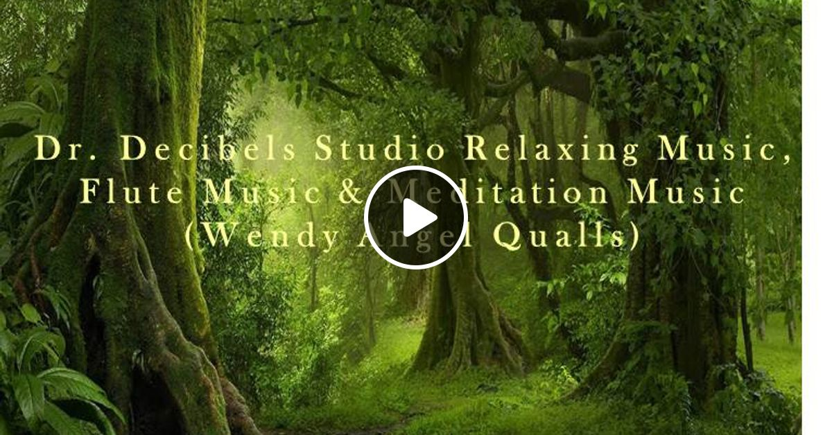 Dr  Decibels Studio Relaxing Music, Flute Music & Meditation