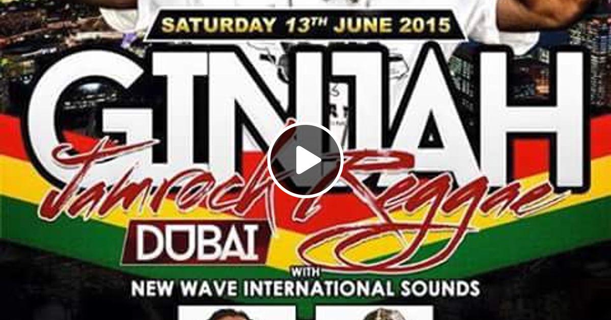 Dj RasDru_Ginjah in Dubai 13jun15_Teaser Reggae Mix by Ras