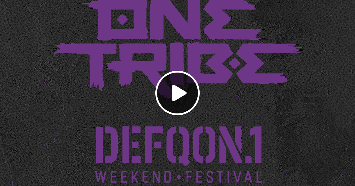 Defqon 1 2019   Purple Stage   Warm-Up Mix by Hardisciples