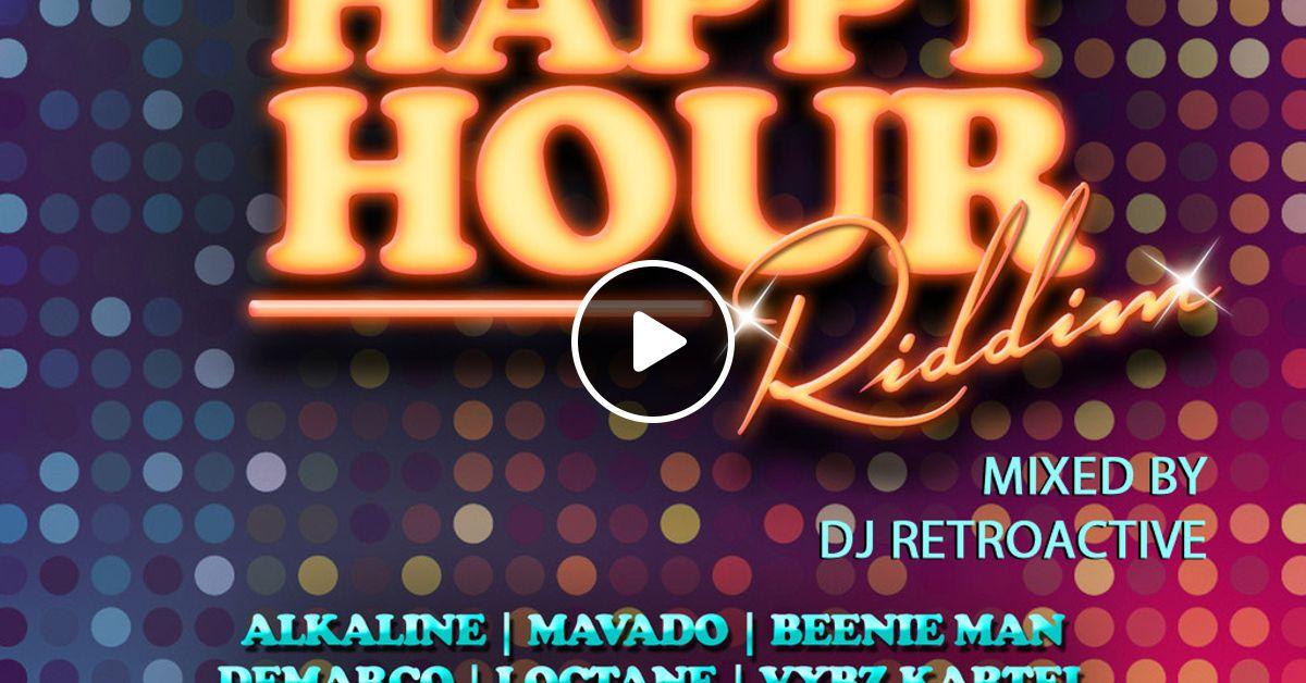 Happy Hour Riddim Mix [Chimney Records] September 2014 by DJ