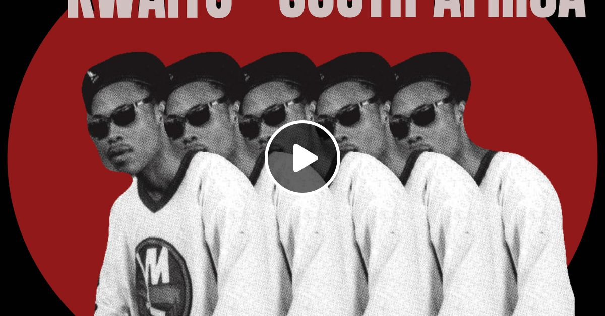 Worldly Rhythms #20 South African Kwaito, House Music for