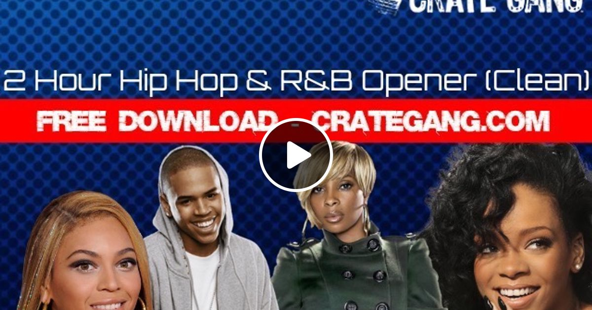 DJ Ragoza - 2 Hour Hip Hop & R&B Opener (Free Download At