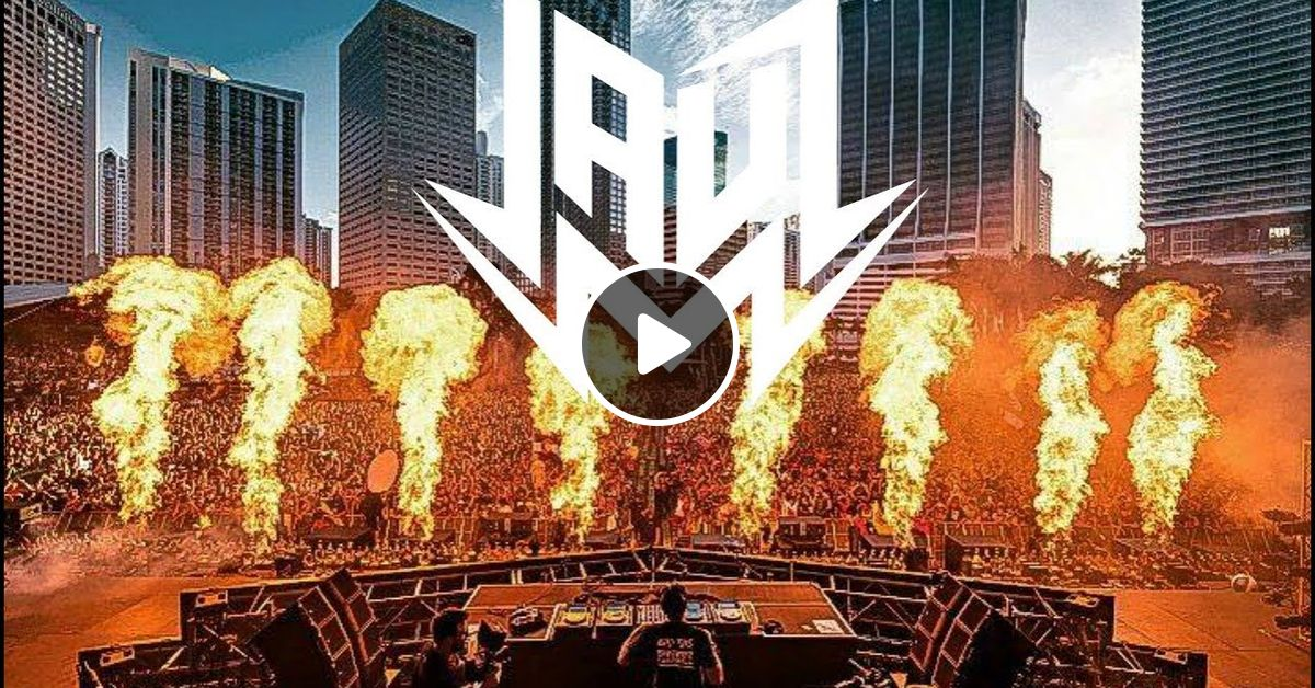 JAUZ - Live At Ultra Music Festival UMF Miami by Speeeedy
