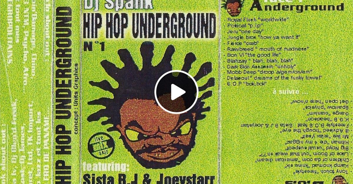 Dj Spank - Hip Hop Underground Vol.1 (1996) ' Lobotomy Sound Archive ' by  Lobotomy Sound Records   Mixcloud