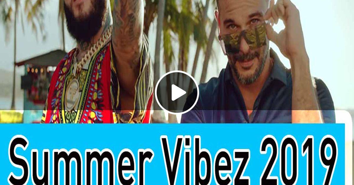 Reggaeton Summer Vibez Mix 2019 - Lo Mas Escuchado Reggaeton & Dutch