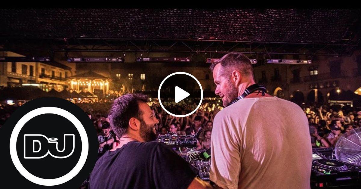 Adam Beyer B2B Enrico Sangiuliano EPIC Techno DJ Set From