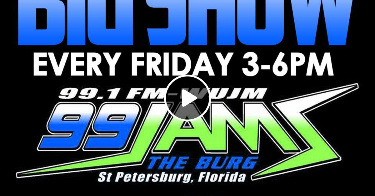 SPECIAL GUEST MIX ON THE BIG SHOW 99 JAMZ
