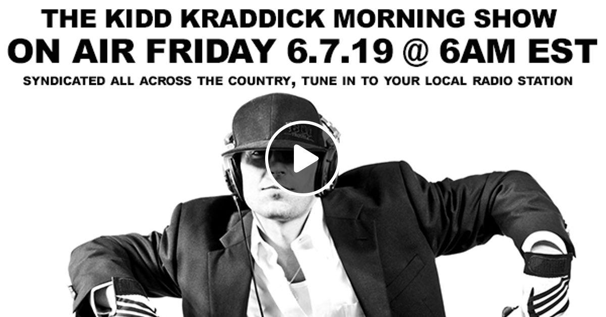 The Kidd Kraddick Morning Show - Flush the Format 060719 by