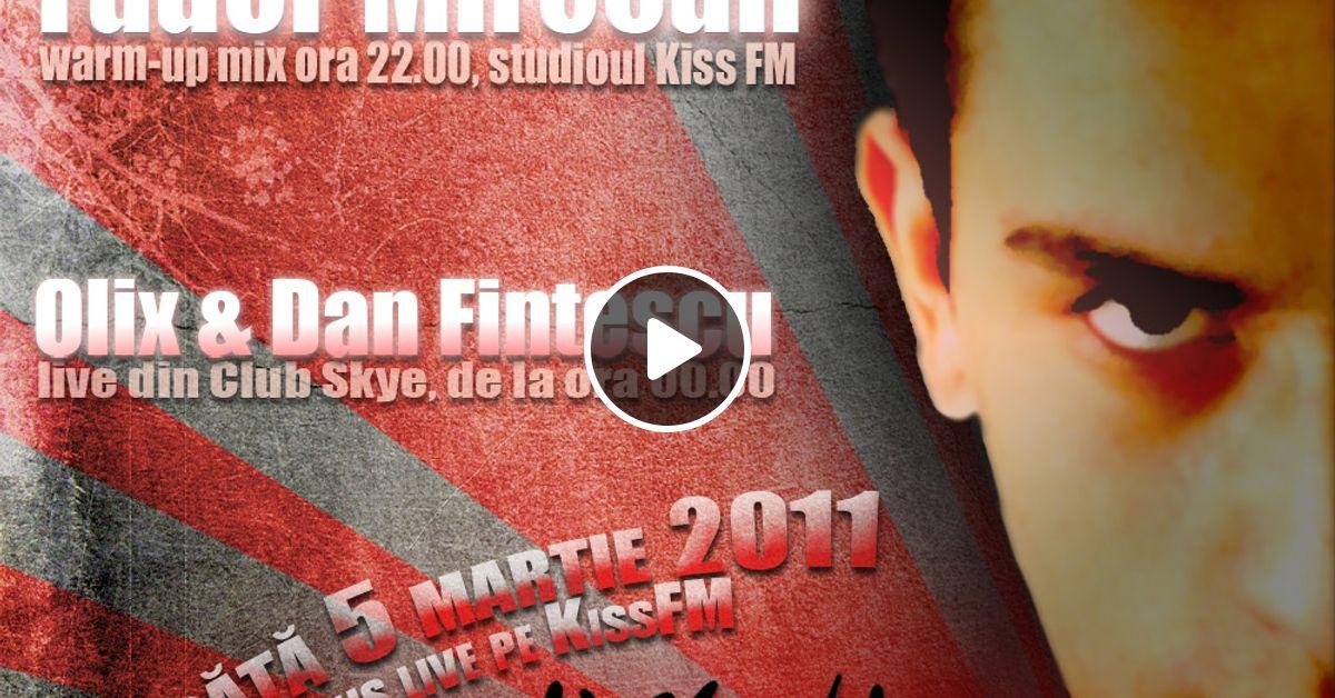 Tudor Mircean Partydul Kiss FM Ed170
