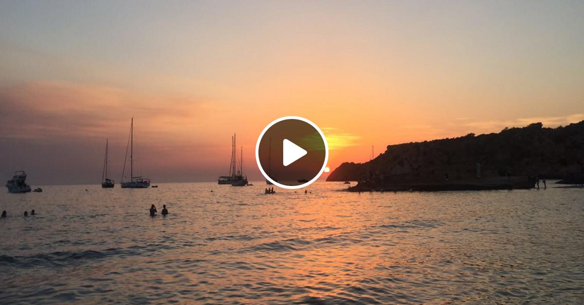 Live @ Cala Bassa Beach Club, Ibiza by arcanediscotech