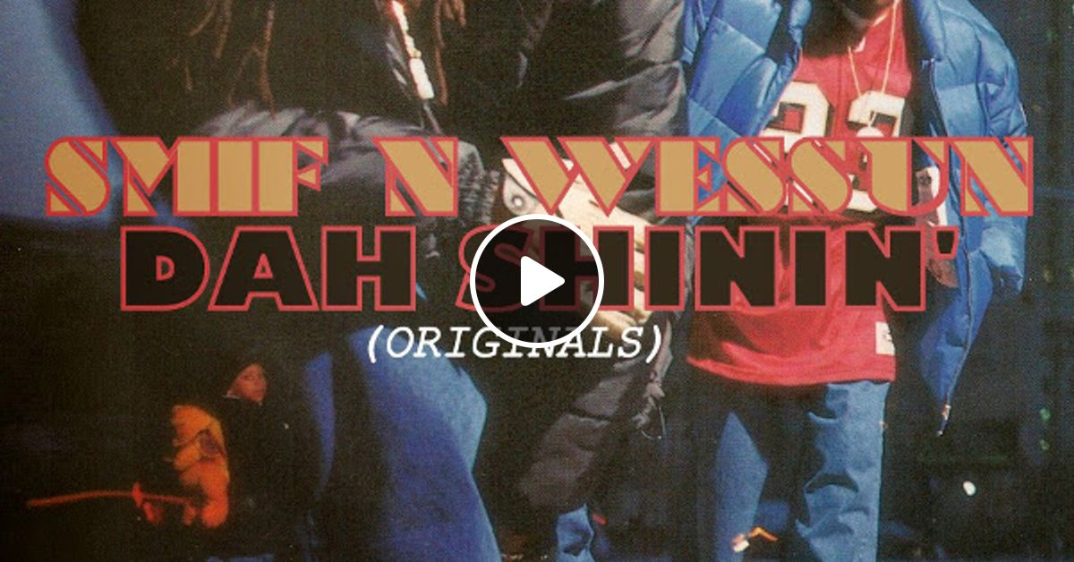 Smif N Wessun Originals Mixed By DJ BIG TEXAS by DJBIGTEXAS