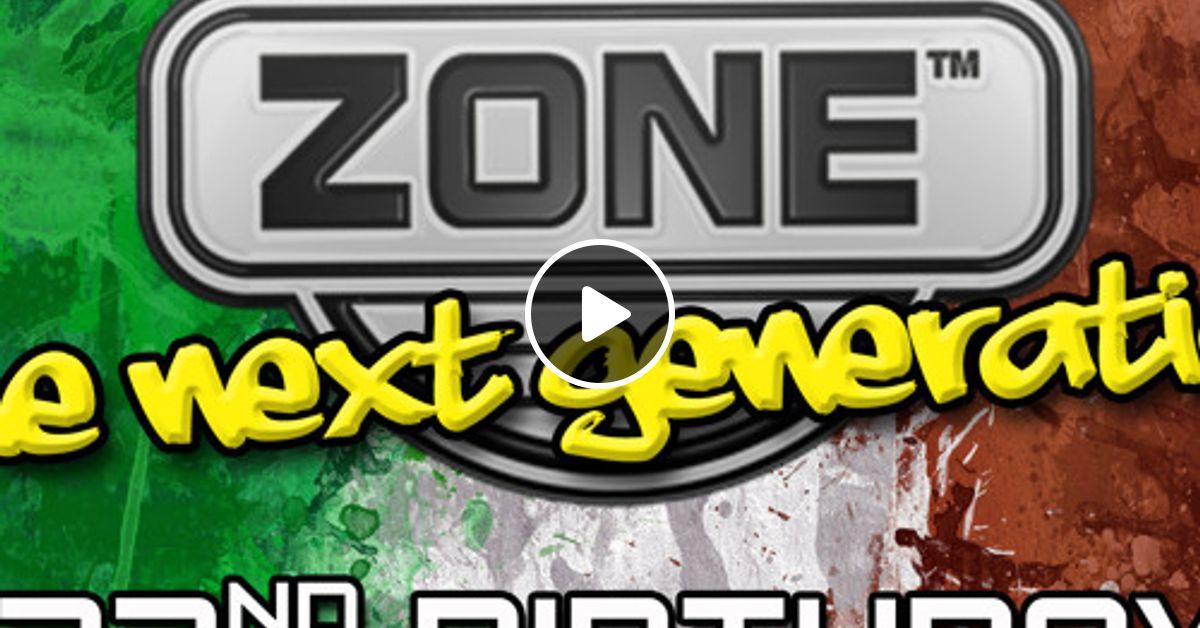 ZONE 22ND BIRTHDAY PRESENT 2013 - DJ SAM WHITE - FREE