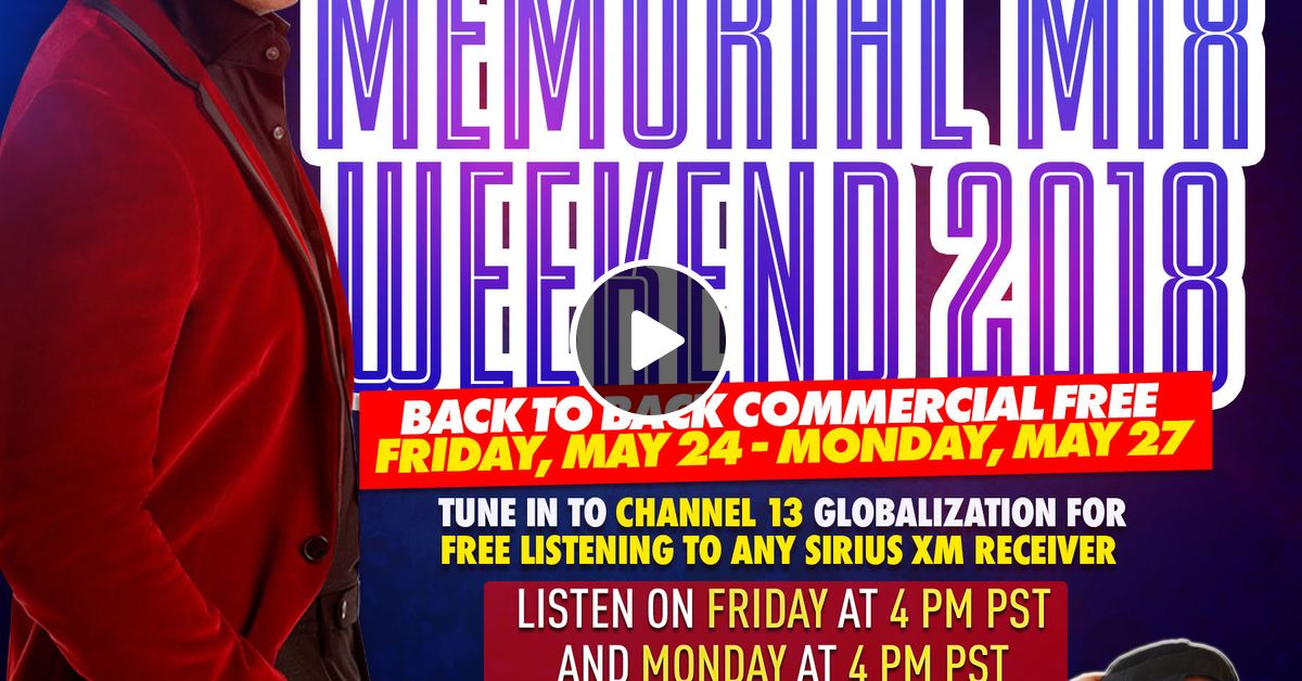 Memorial Mix Weekend' Party Mix for Pitbull's Globalization on