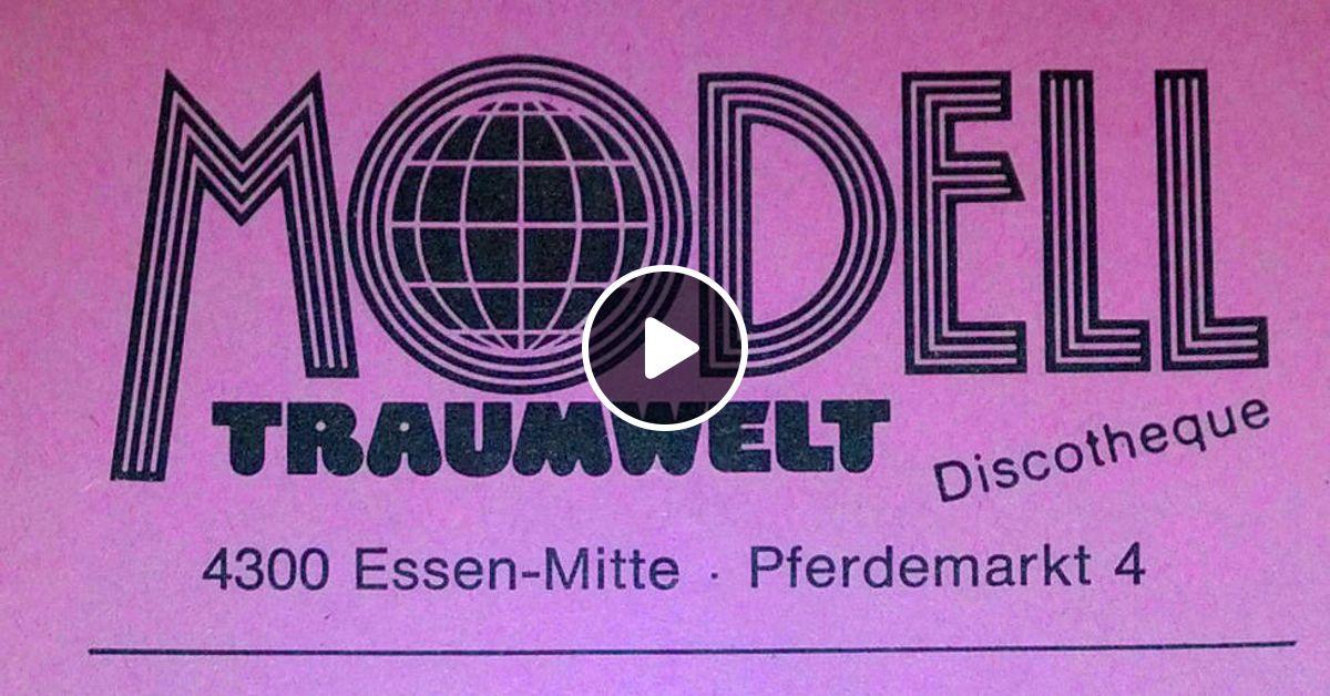 Modell Traumwelt Essen Anfang der 90er Side A by