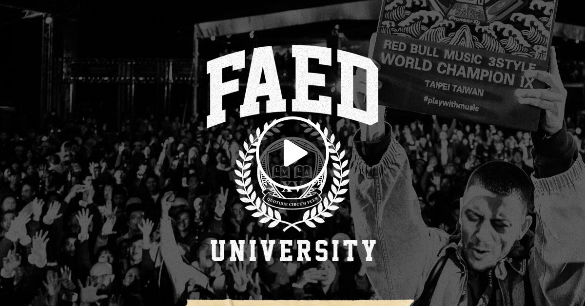 J  Espinosa on FAED University (Diplo's Revolution Channel on Sirius