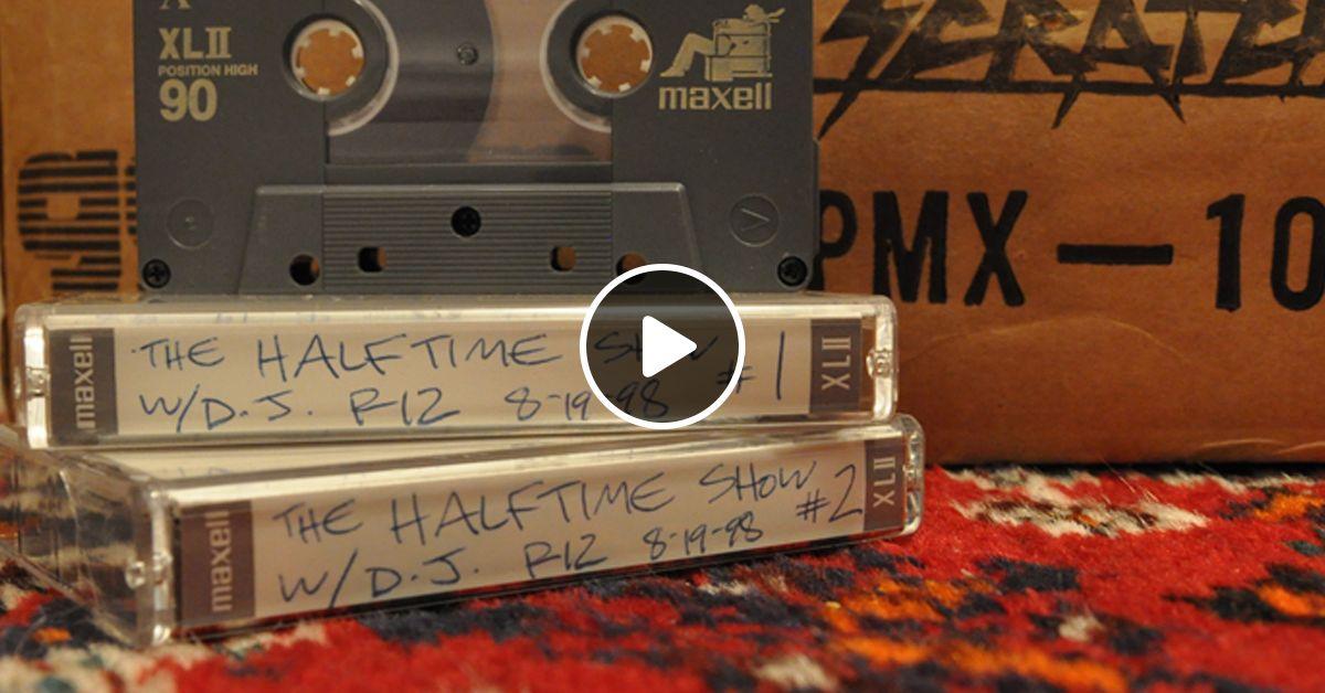 The Halftime Show w/DJ Riz & DJ Eclipse (w/Non Phixion