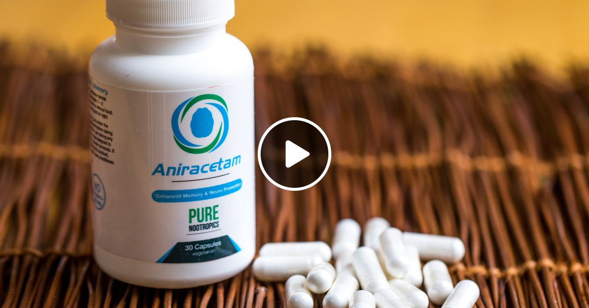 Aniracetam By Pure Nootropics I M Ampakined Up By Jroseland Mixcloud
