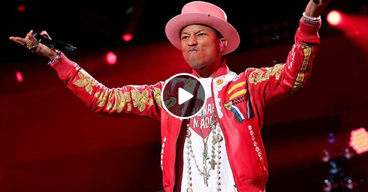 7be19bdb8 1-2019...NK Mixx Promotion Vol. 156 - P3...40 år med P3 Soul...Pharrell  Williams...2018-08-29
