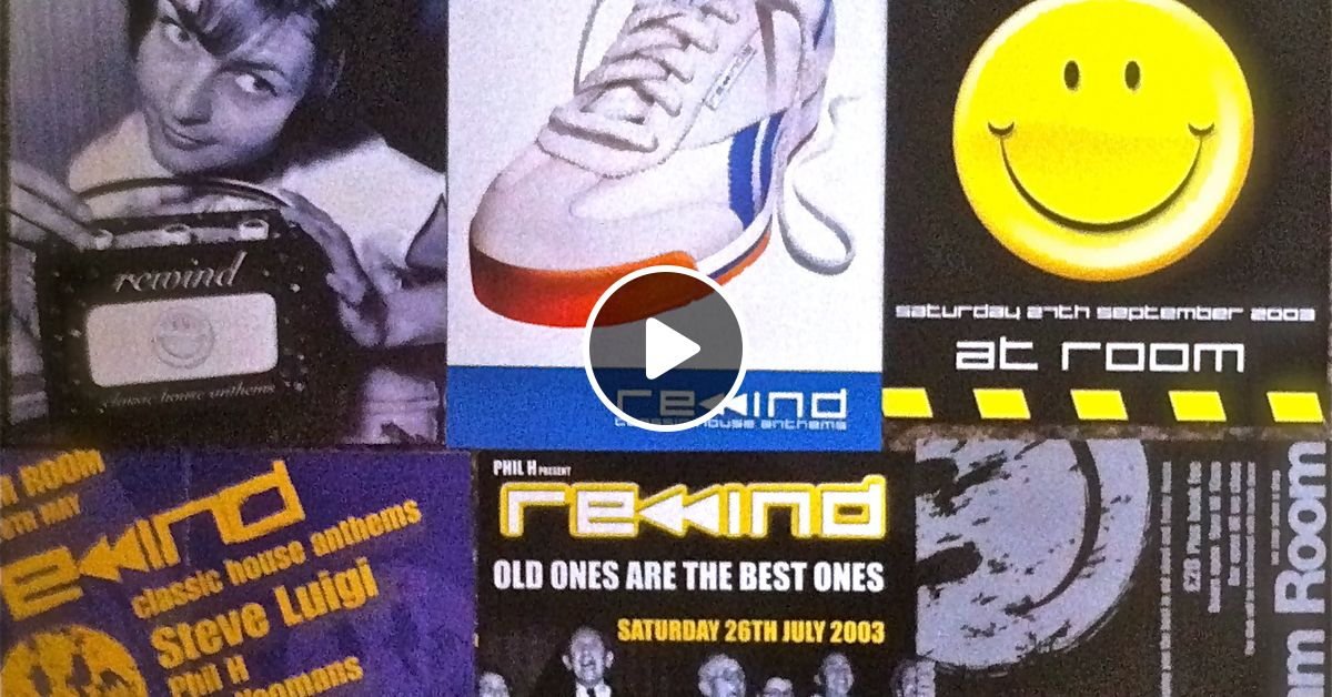 Rewind classic house anthems by dj fast t tim yeomans for Classic house anthems