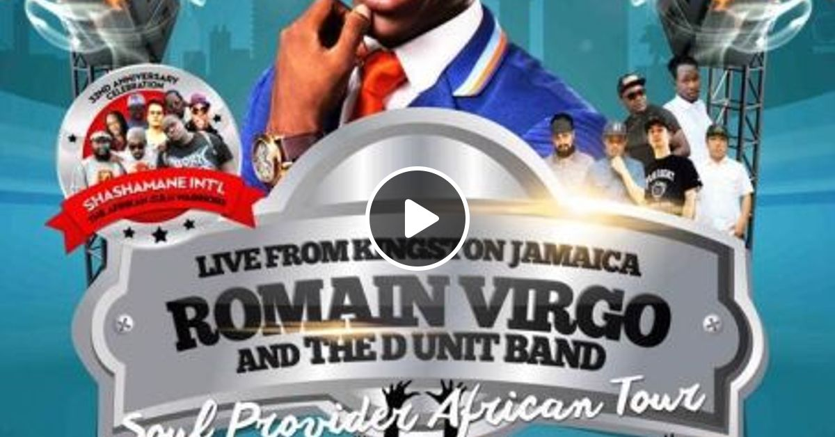 Mama Africa Japan Link Up - Yard Beat & Shashamani Intl